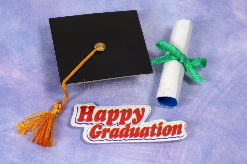 Download Graduação feliz imagem de stock. Imagem de instrução, sucesso - 57203