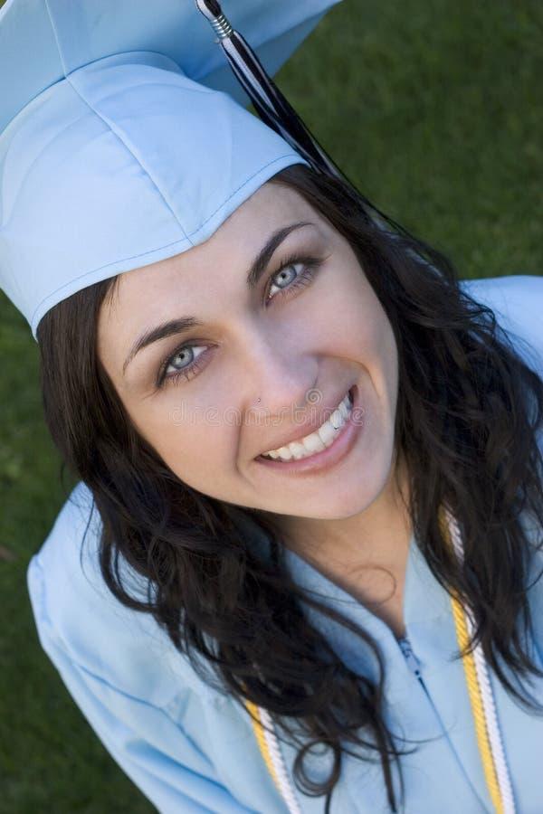 Download Graduado imagem de stock. Imagem de mulheres, menina, sucesso - 541081