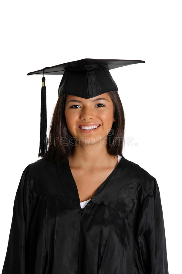 Graduate royalty free stock image