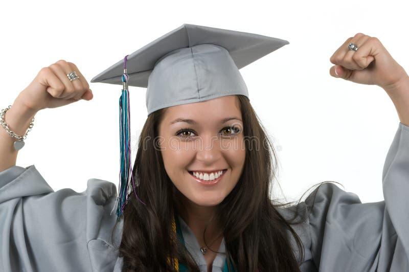 Graduate Royalty Free Stock Photo