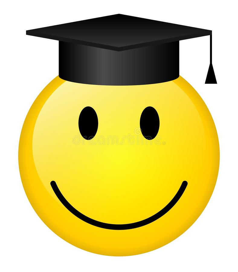 Graduate Smile Stock Photography
