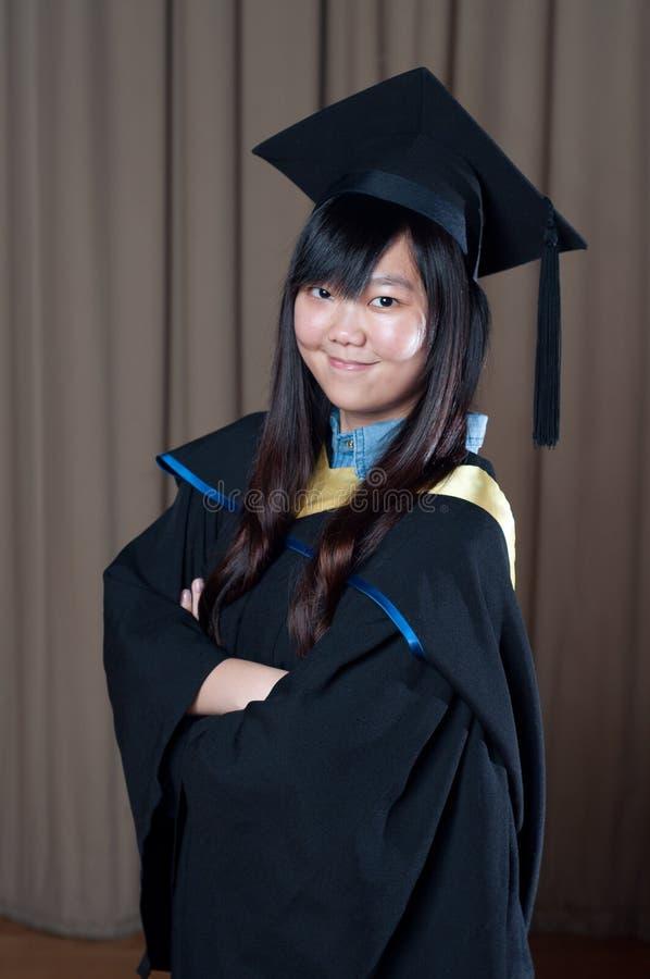 Graduate Student Royalty Free Stock Image