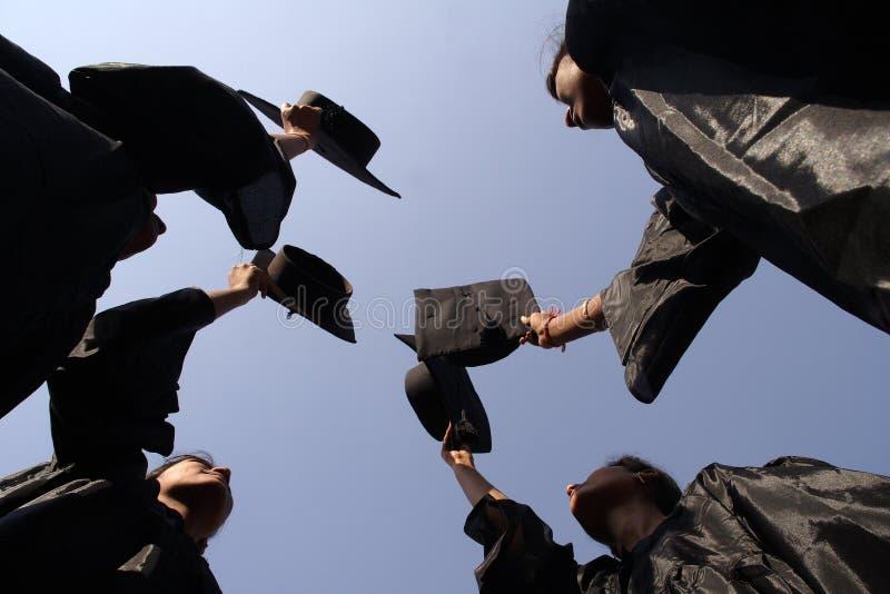 Graduates Royalty Free Stock Photos