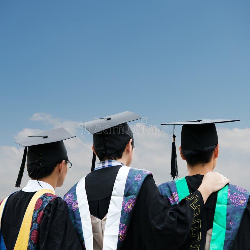 Graduates stock photos
