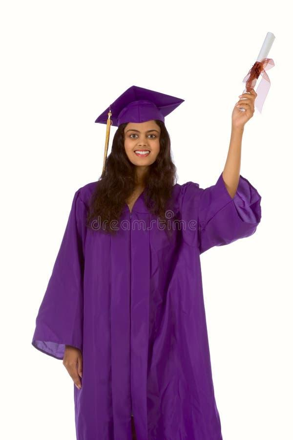 Graduatie #3 stock fotografie