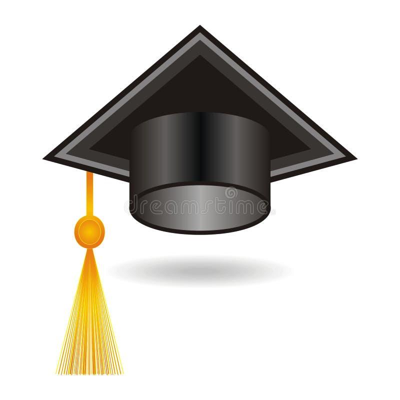 Graduatie GLB vector illustratie
