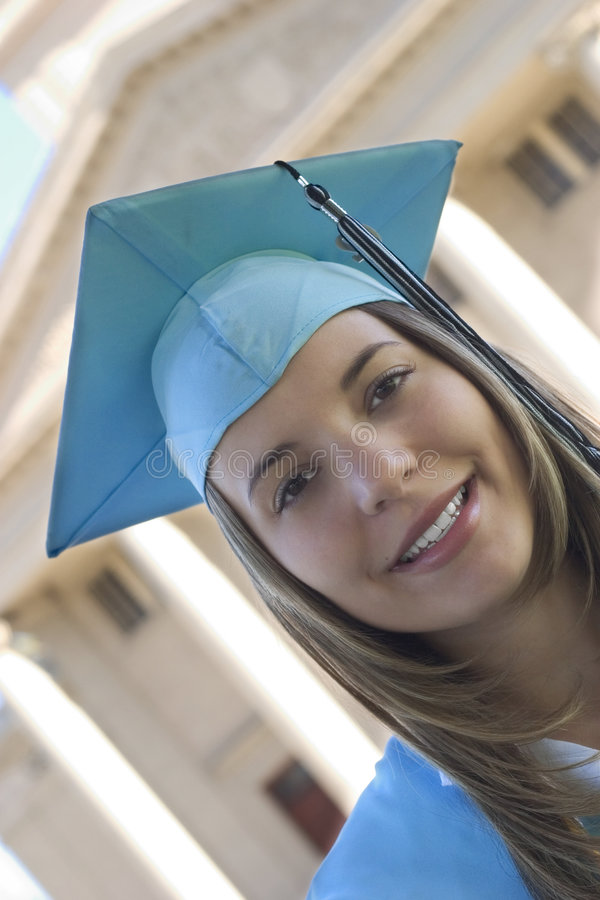 Download Graduation stock image. Image of girl, teen, high, student - 102179
