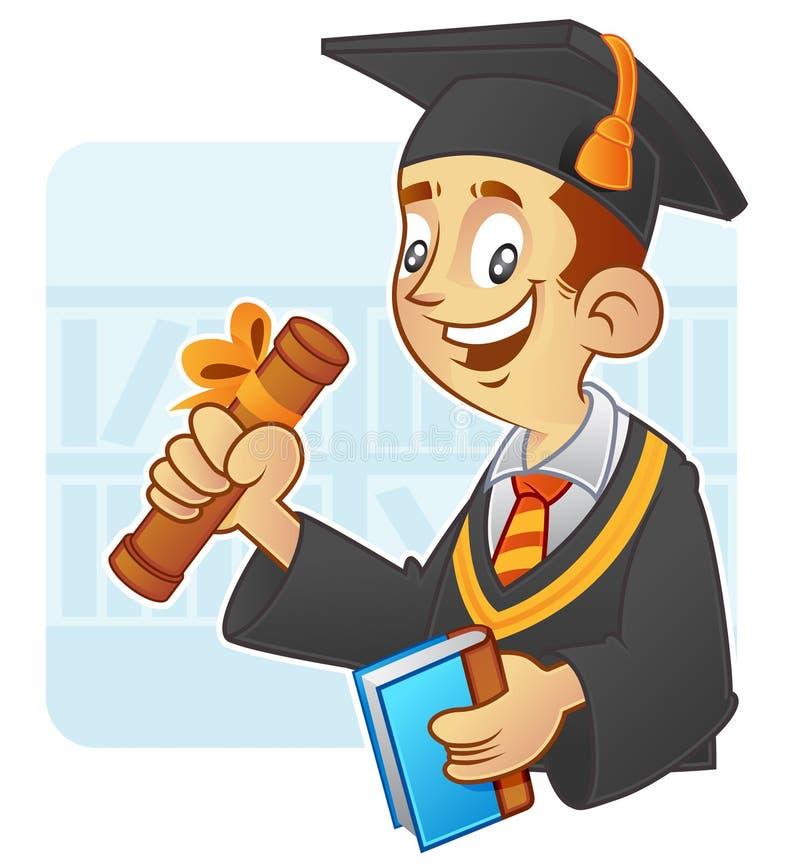 Download Graduation stock illustration. Illustration of college - 12777350