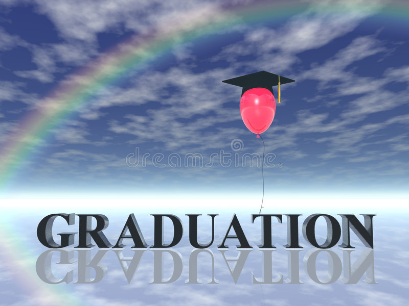 Download Graduation stock illustration. Illustration of ceremony - 2315358