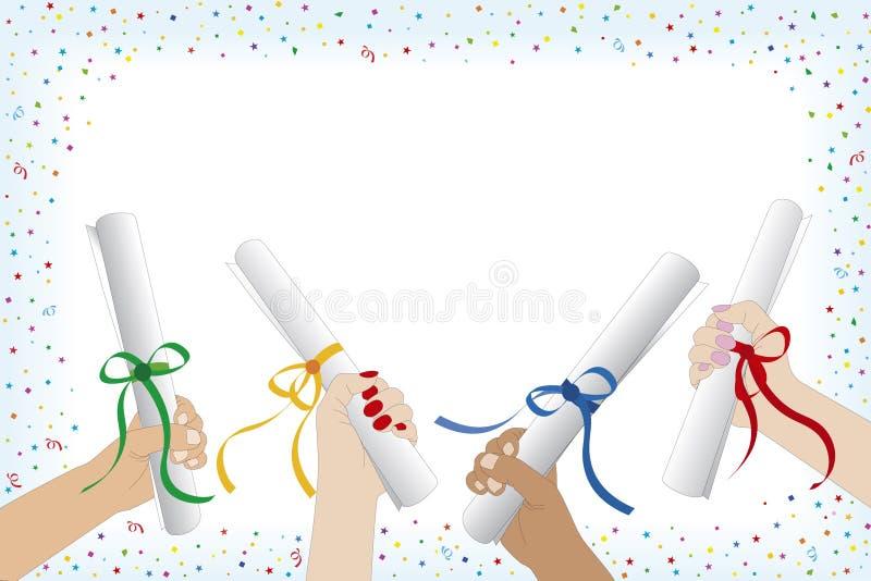 Download Graduation Royalty Free Stock Image - Image: 2351286