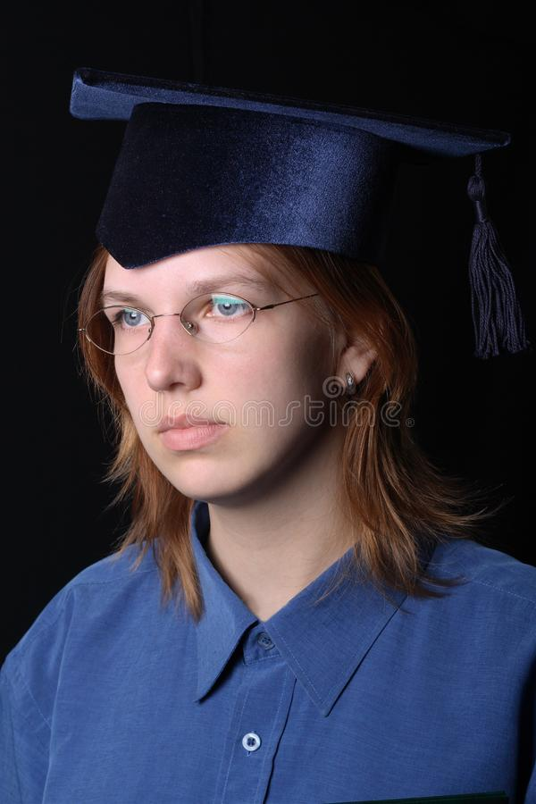 Download Graduation stock image. Image of culture, black, female - 2418865
