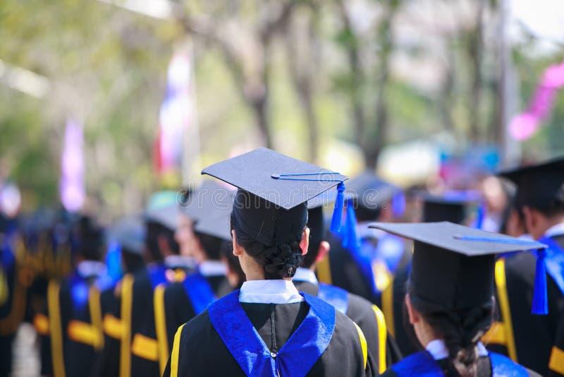 Graduation photo libre de droits