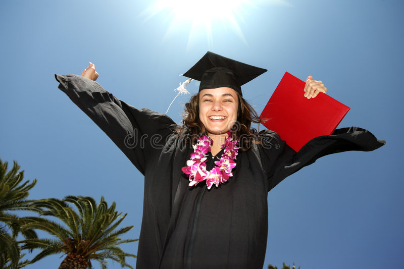 Download Graduation Royalty Free Stock Photo - Image: 5401555