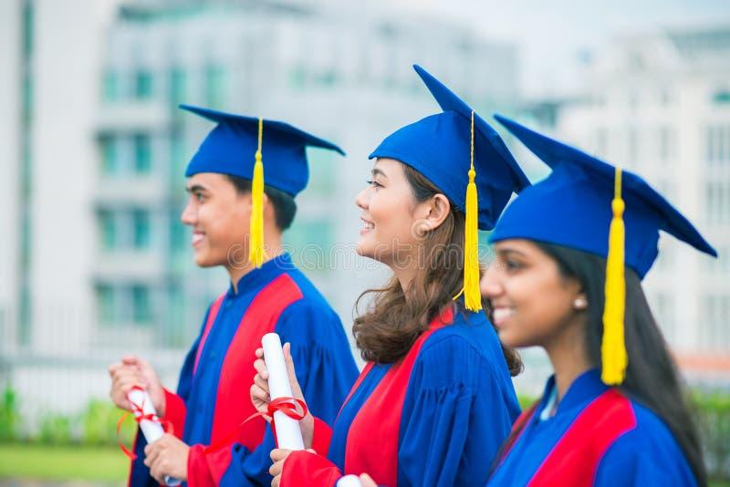 Graduation immagini stock