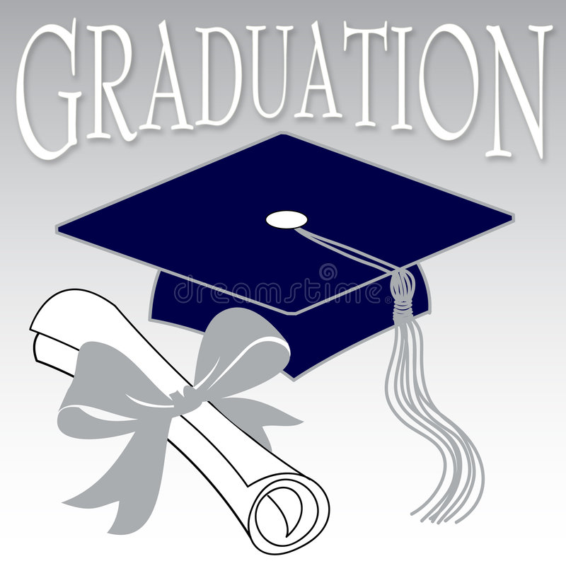 Download Graduation stock illustration. Image of bachelors, graduation - 612745