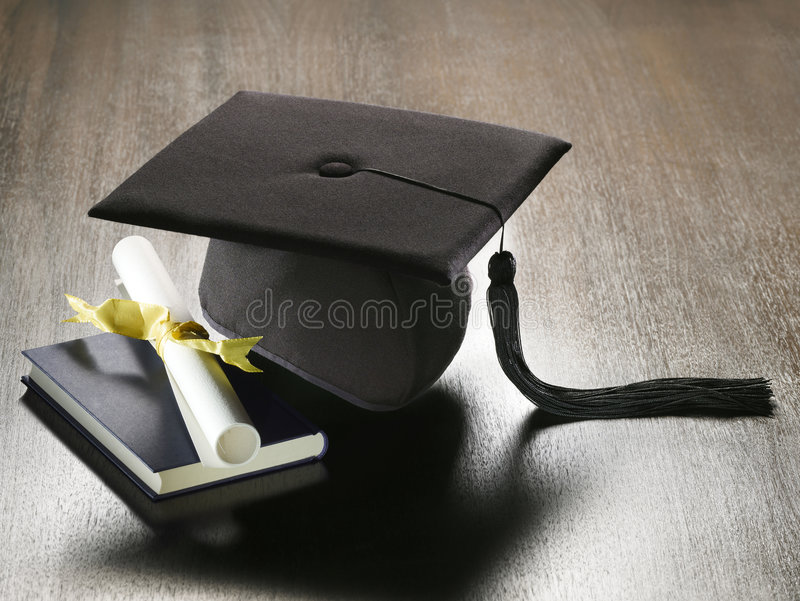 Download Graduation Stock Image - Image: 7831241