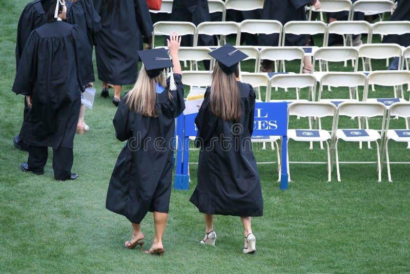 Graduation royalty free stock image