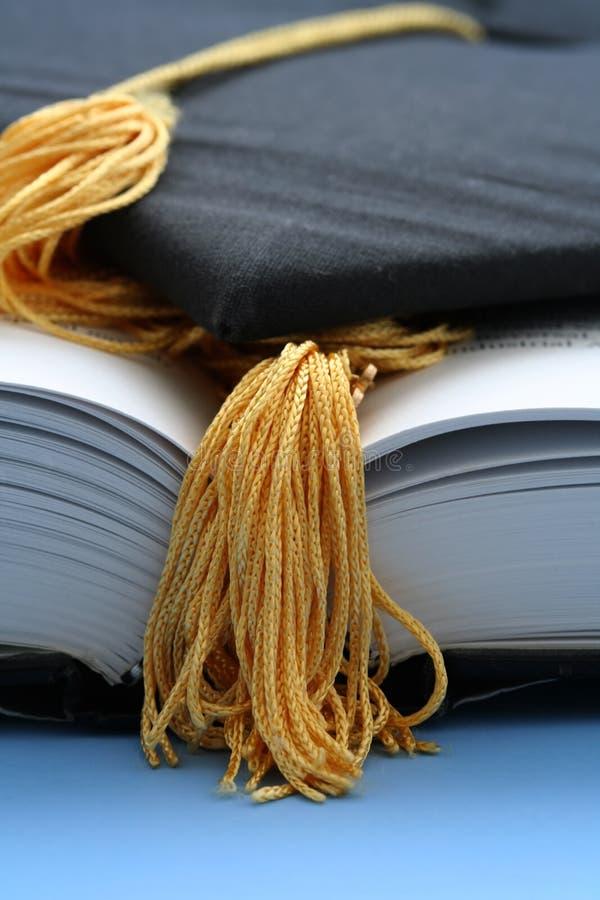 Graduation cap stock images
