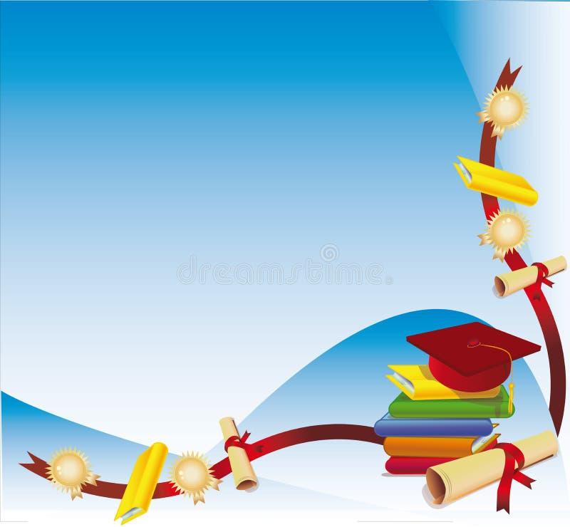 Free Graduation Cap And Degree Stock Photography - 3367312