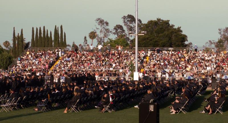 Graduation Ceremony royalty free stock image