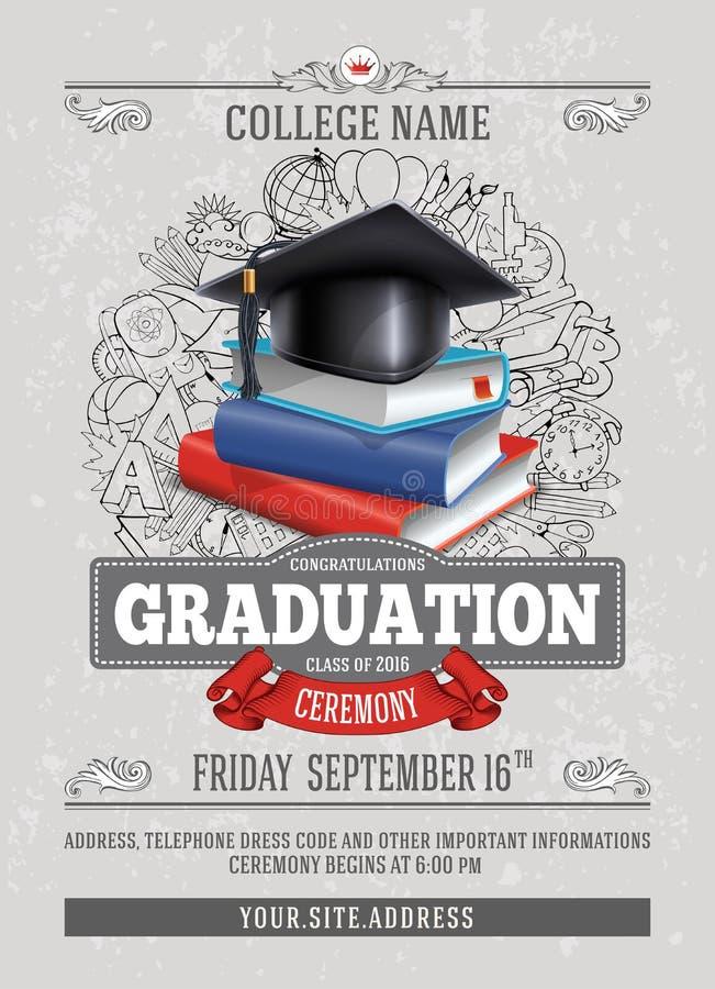 graduation ceremony template