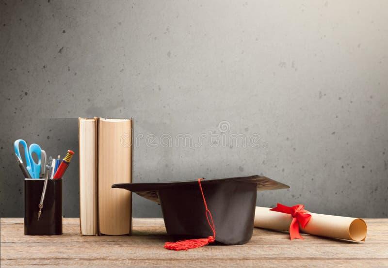 Graduation concept royalty free stock photos