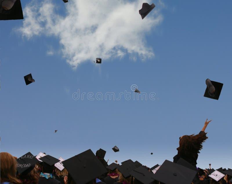 Graduation Day! royalty free stock photography