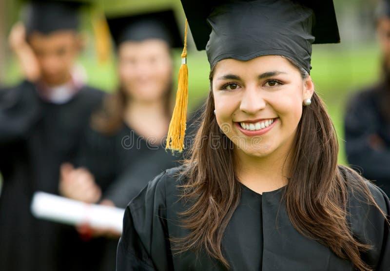 Graduation group students