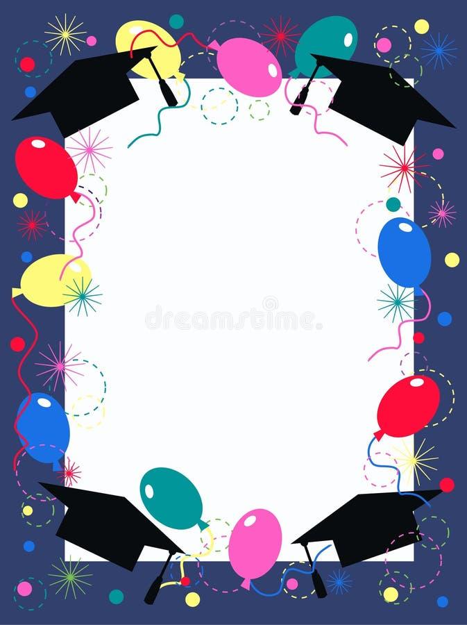 Graduation Party Invitation Stock Photos - Image: 21379313