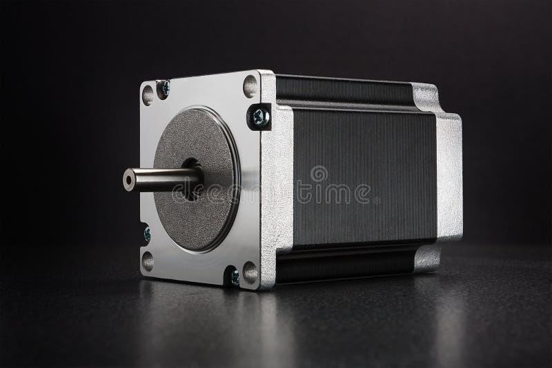 Gradvis motor av linjärt axeldrev för CNC arkivfoto