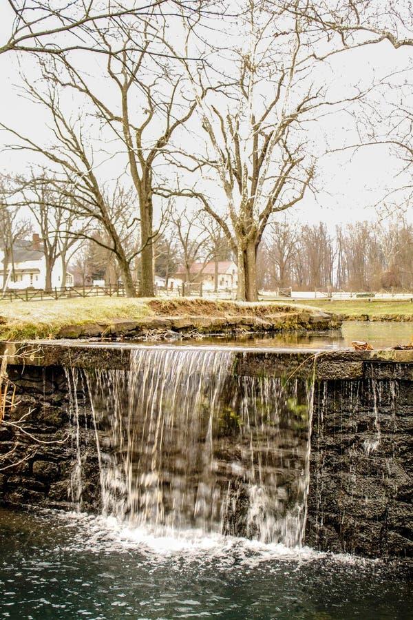 Graeme Park Horsham Pennsylvania stockbild