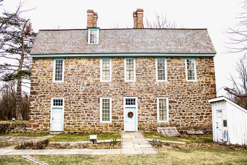 Graeme Park Horsham Pennsylvania royalty-vrije stock afbeeldingen