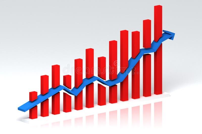 Download Graf stock illustration. Image of update, development - 8000514