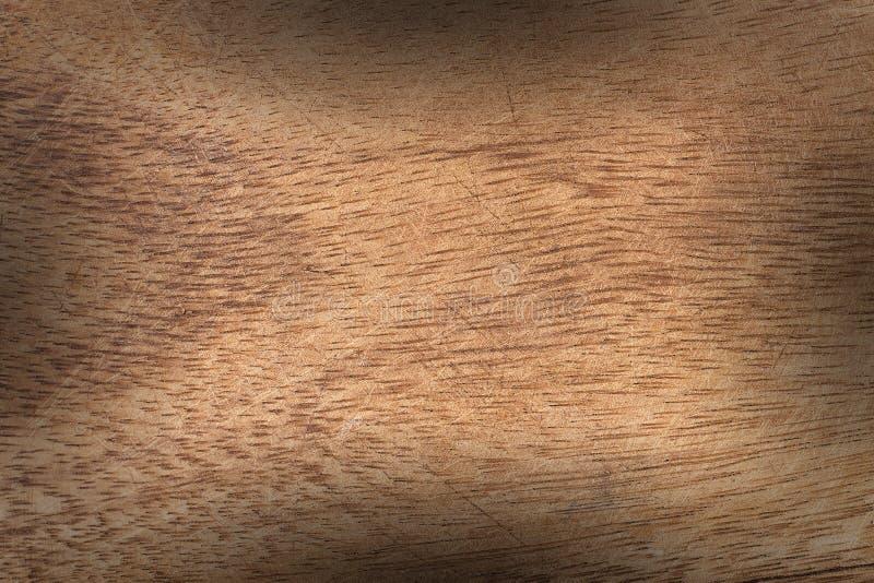 Graffio su legno per il modello immagine stock