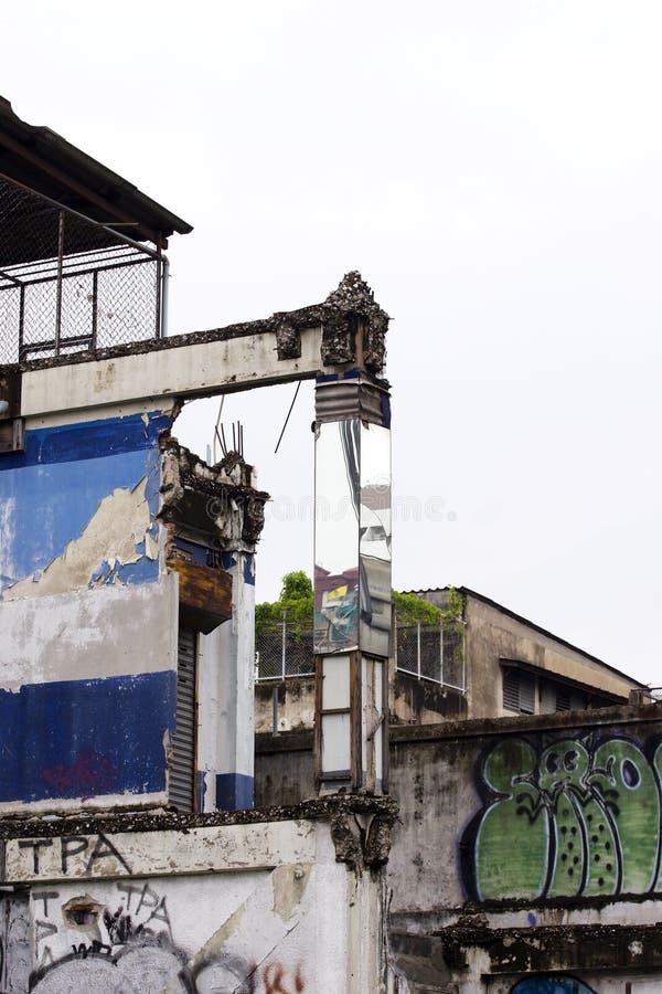 Graffiti 02 de Bangkok image libre de droits