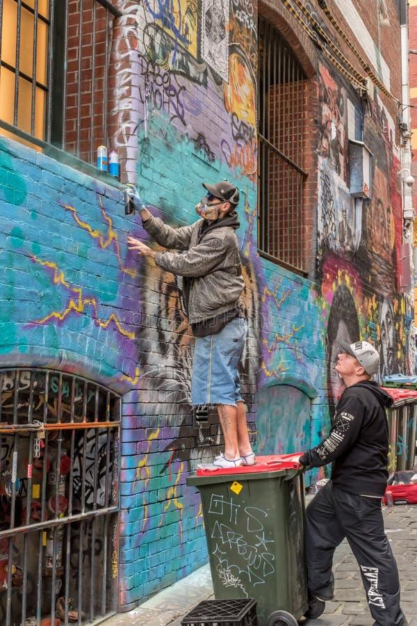Graffiti 6 images stock