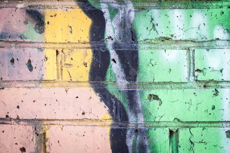 Graffiti. illustrazione di stock