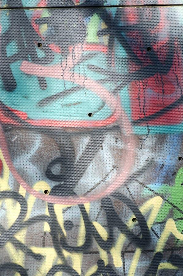 Graffiti illustrazione vettoriale