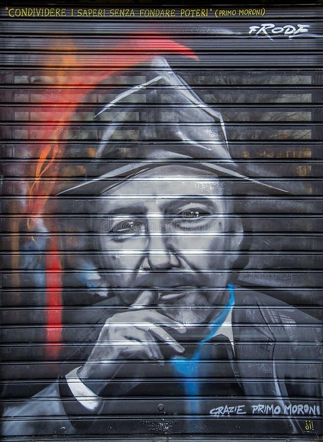 graffiti lizenzfreie abbildung