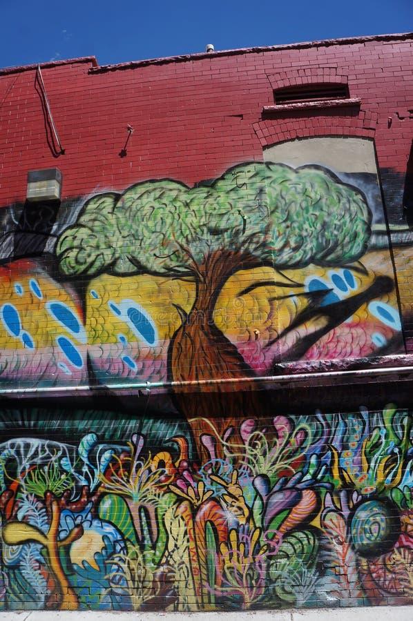 graffiti photographie stock