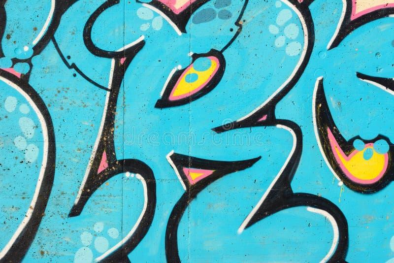 graffiti stock foto