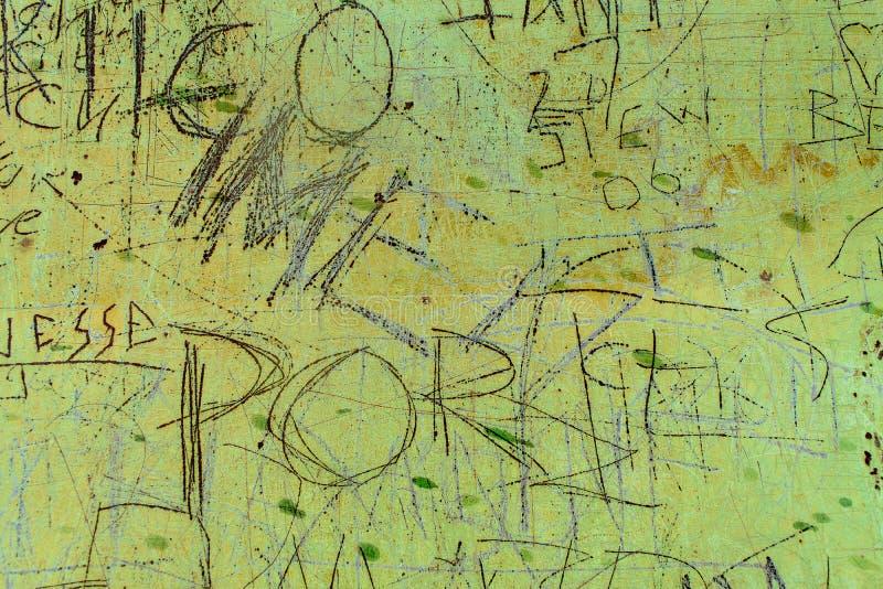 Graffiti zdjęcia stock