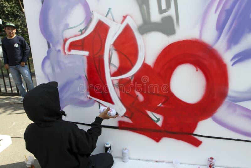 graffiti imagens de stock royalty free