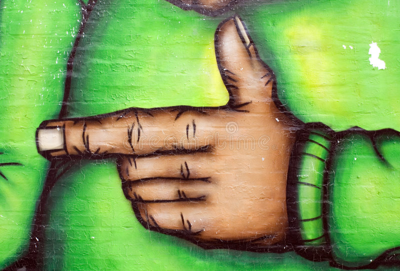 graffiti fotografia royalty free