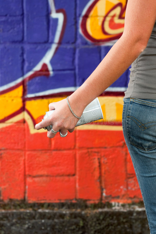 Graffiti immagine stock libera da diritti