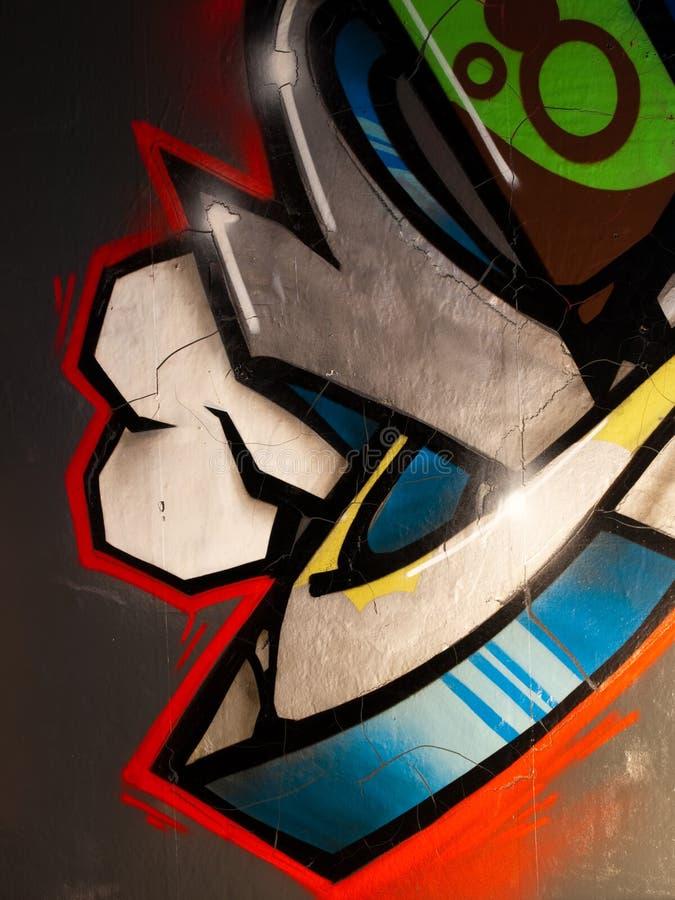 Graffiti stockfoto