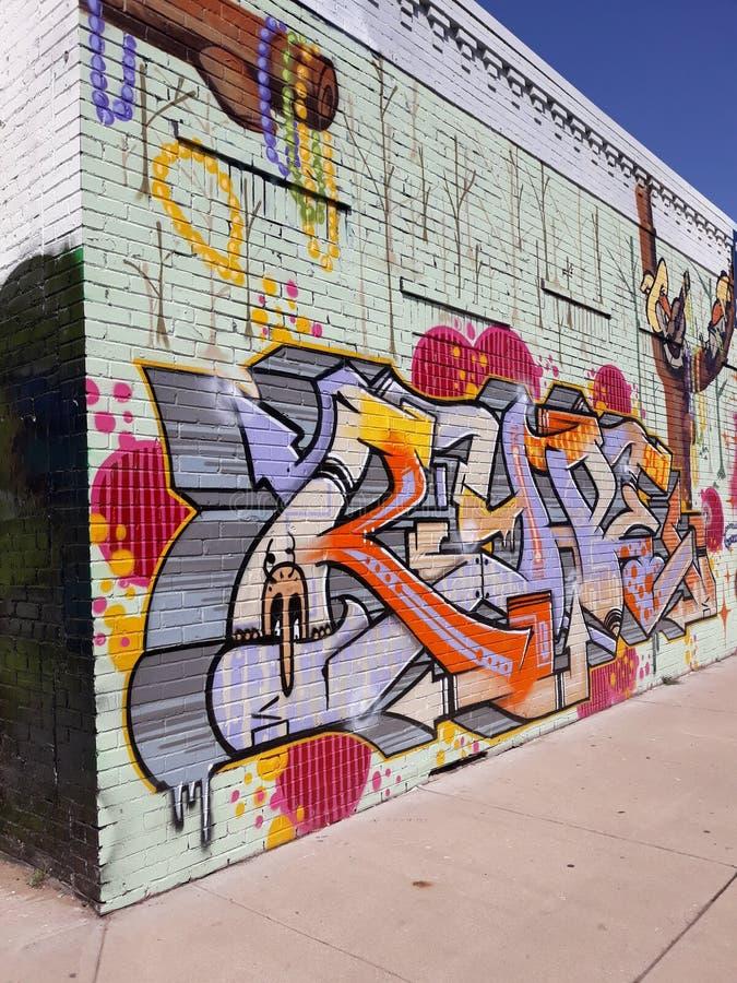 Graffiti. Art urban spraypaint cool royalty free stock images