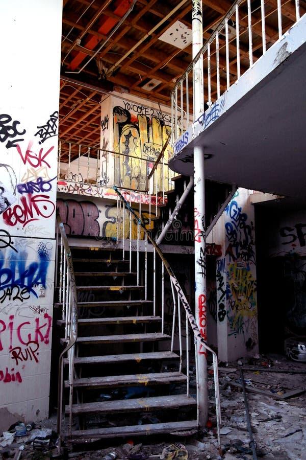 Graffiti, Breukelen zdjęcie stock