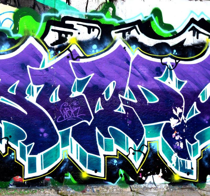 Download Graffiti stock photo. Image of colour, vandalize, paint - 87667920