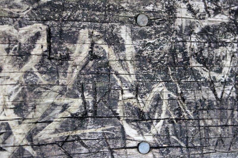 Graffiti de coeur images libres de droits